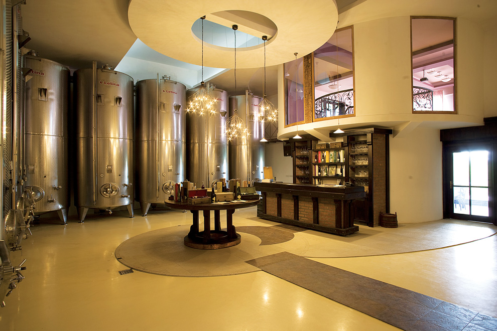 vinarija aleksandrović proizvodnja vina
