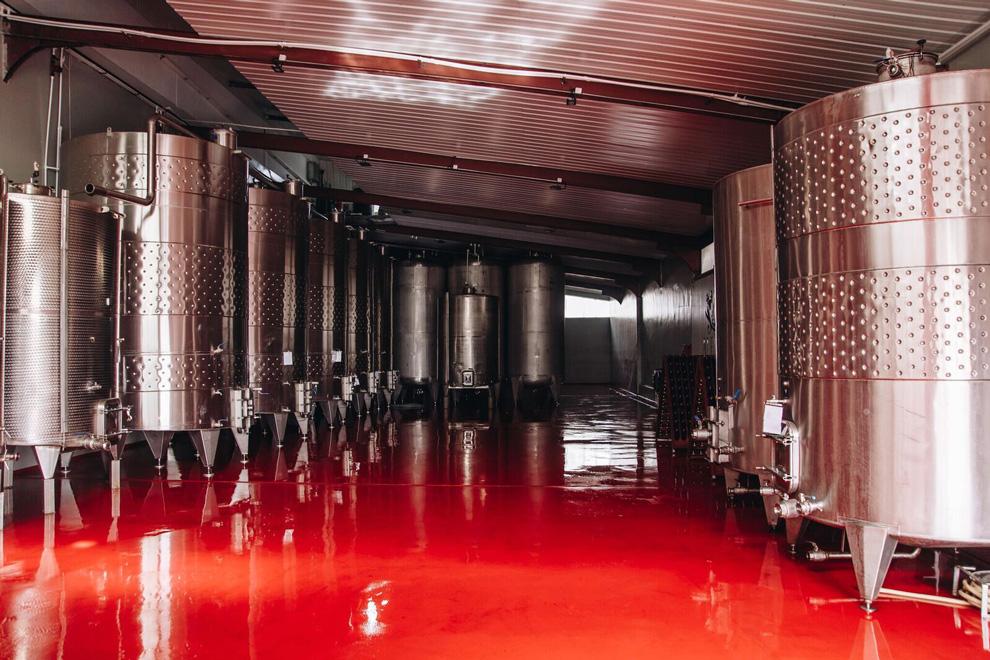 vinarija aleksic proizvodnja vina