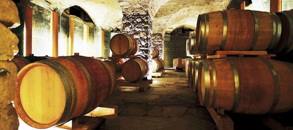 podrum vinarije elena walch