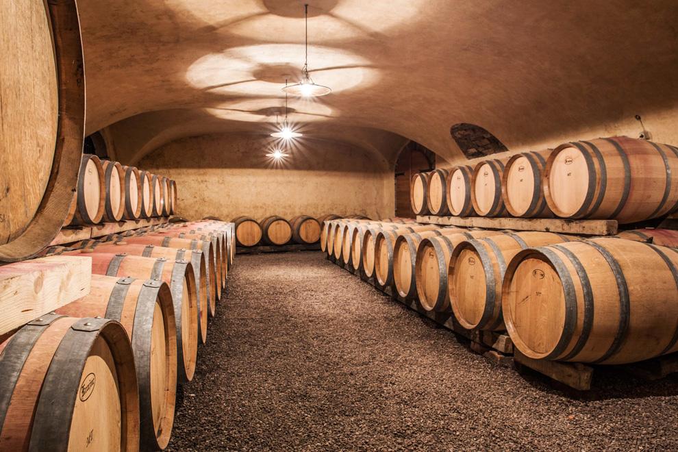 odležavanje vina barik jakončič