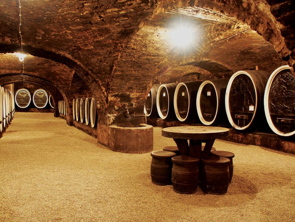 odležavanje vina kutjevo