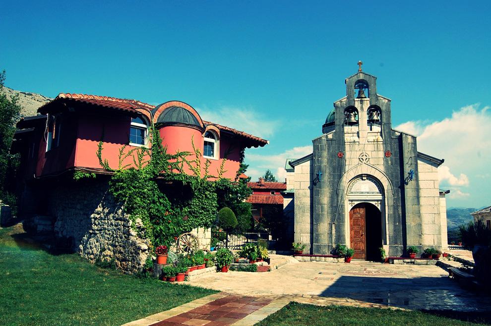 manastir tvrdoš