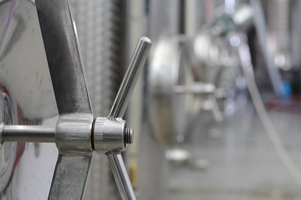 vinarija matalj tankovi za proizvodnju vina