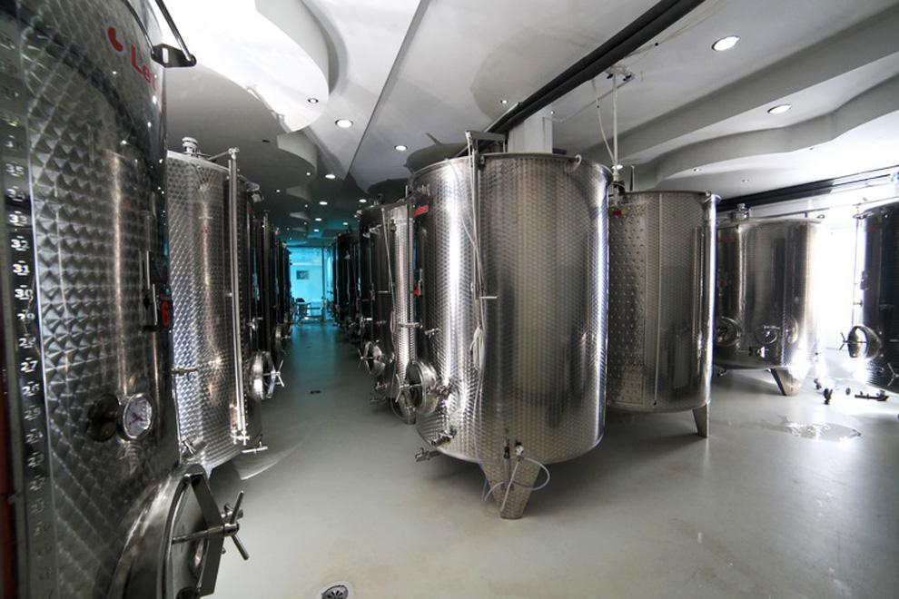 proizvodnja vina vista hill vinarija