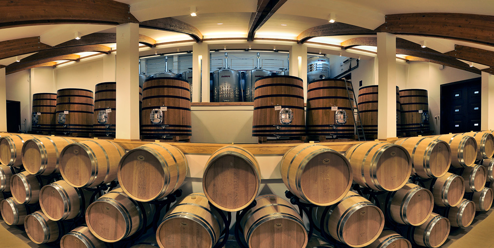podrum radovanovic starenje vina