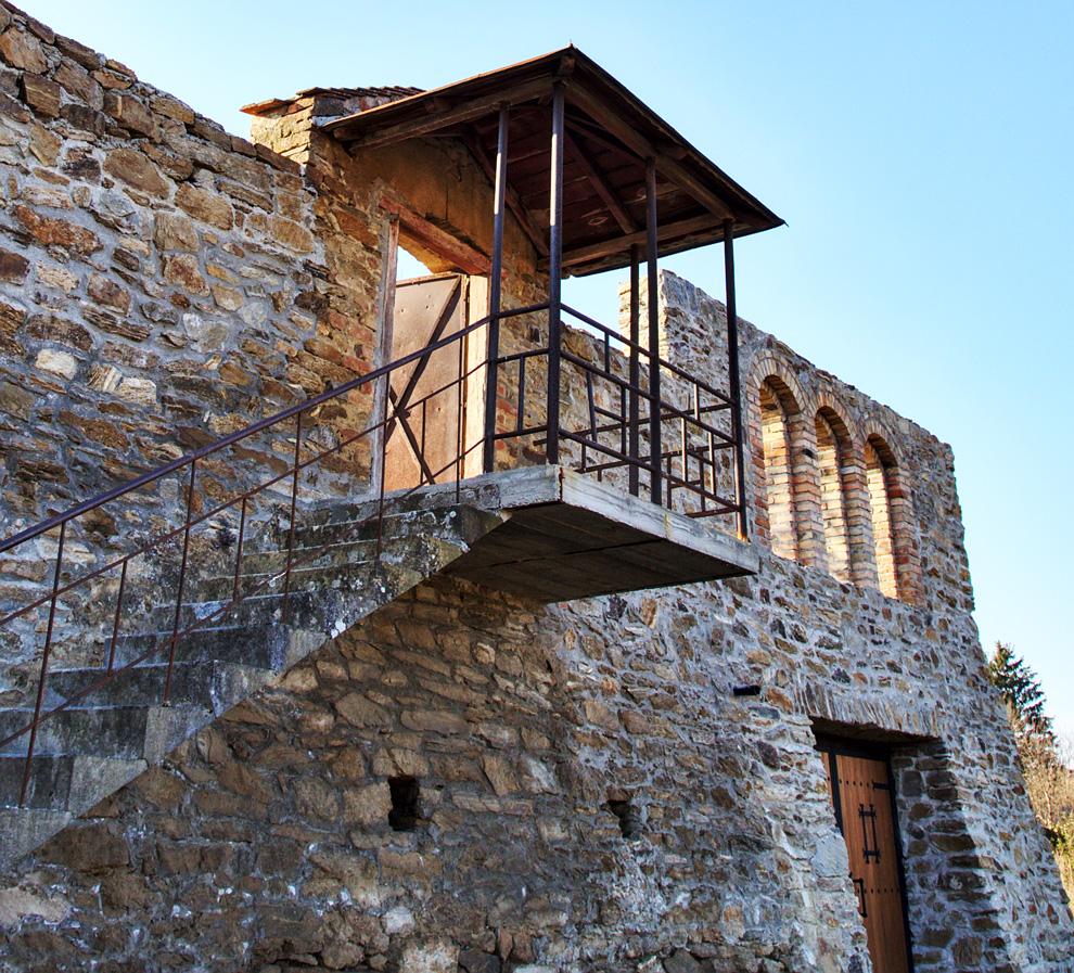 vinarija rnjak istorijski zid vinarije