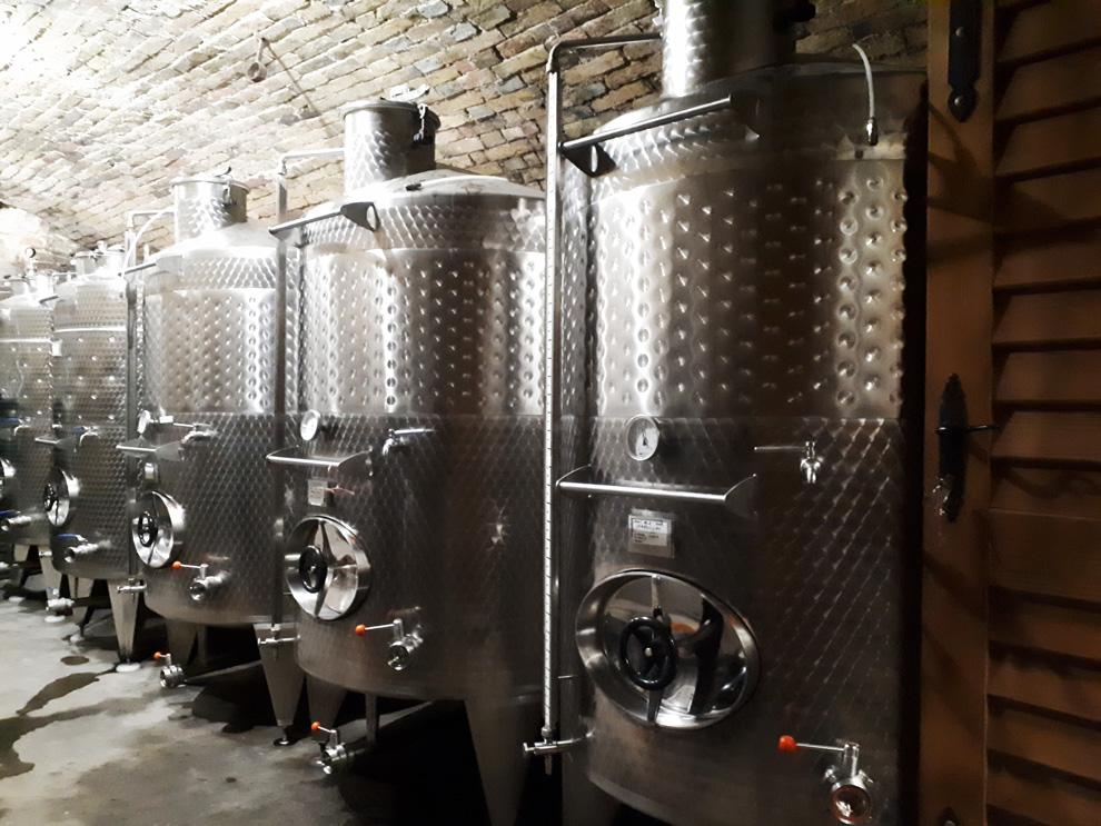 vinarija rnjak proizvodnja belih vina