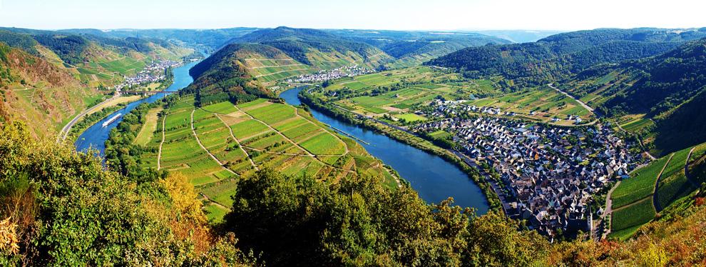 nemačka regija mosel
