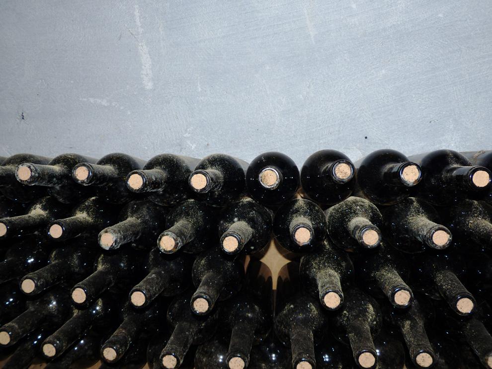 starenje vina u boci