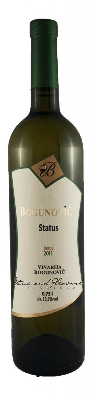 Bogunović Status