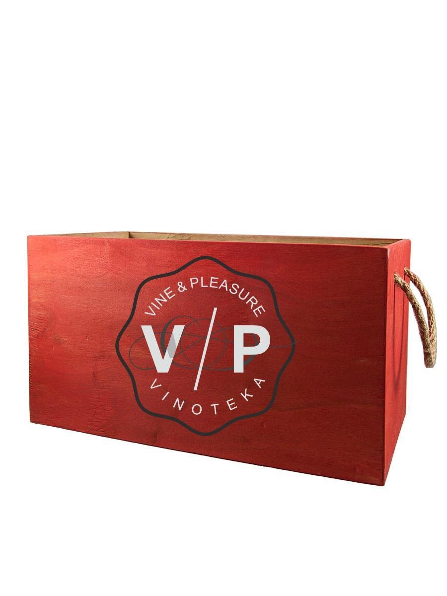 Drvena Kutija WP Crvena