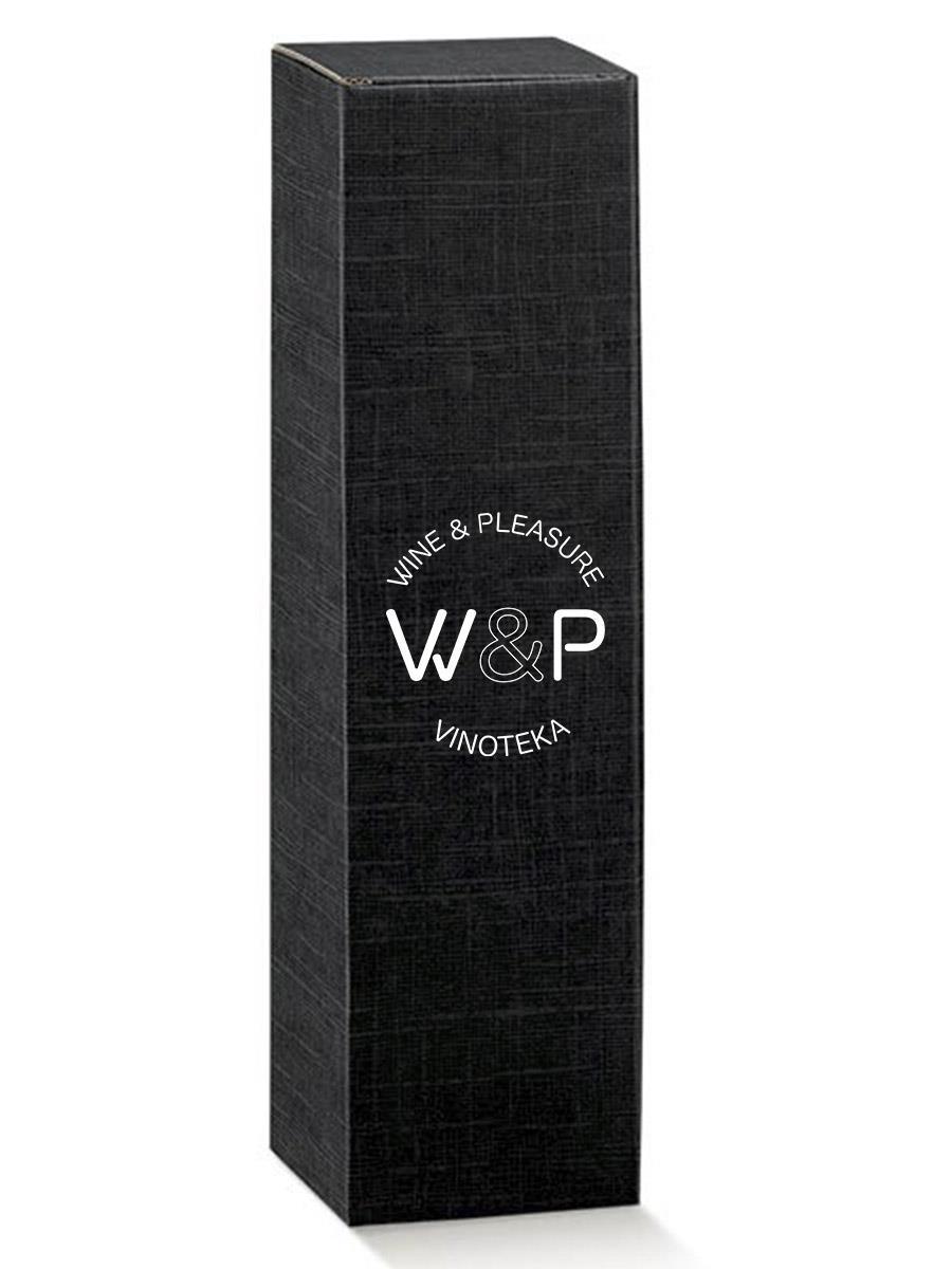 Kutija Kartonska Za 1 Bocu Crna