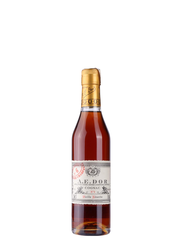 Cognac A.E. Dor Vieille Reserve No.6 0.35L