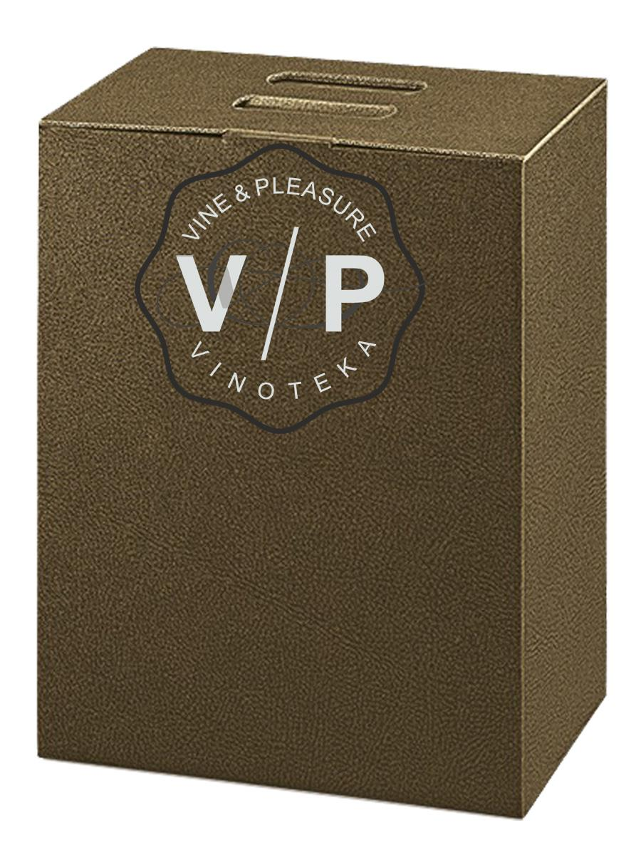 Kutija Kartonska za 6 Boca Braon