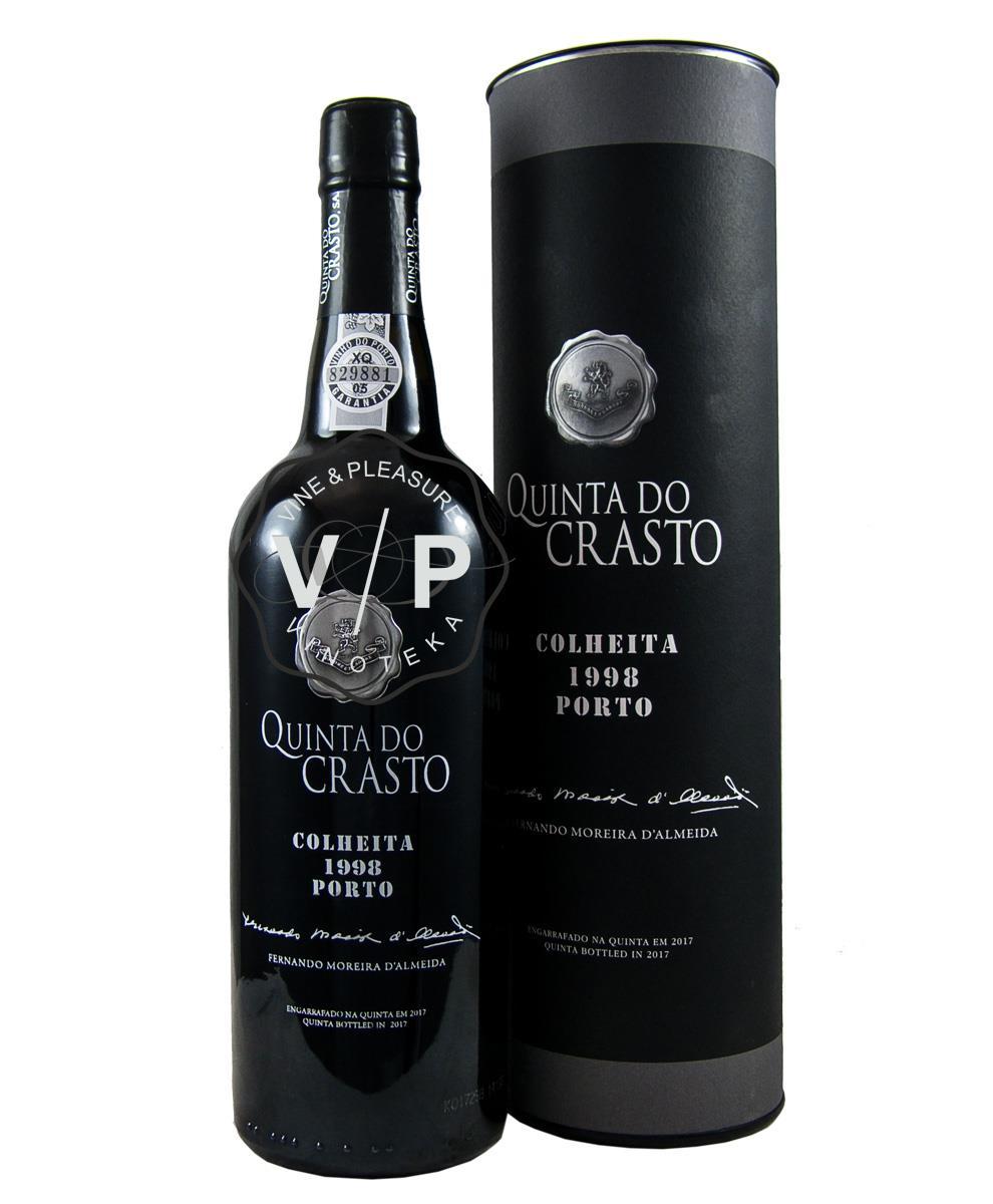 Quinta Do Crasto Colheita 1998 Port