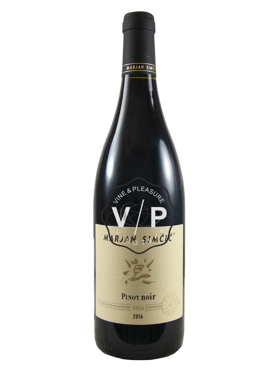 Marjan Simčič Pinot Noir