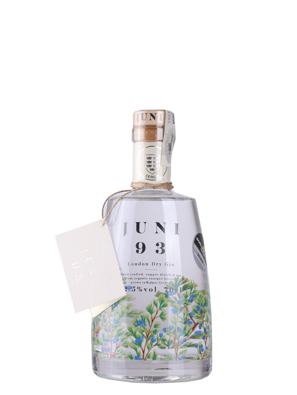 Gin Juni 93 London Dry Gin 0.7L