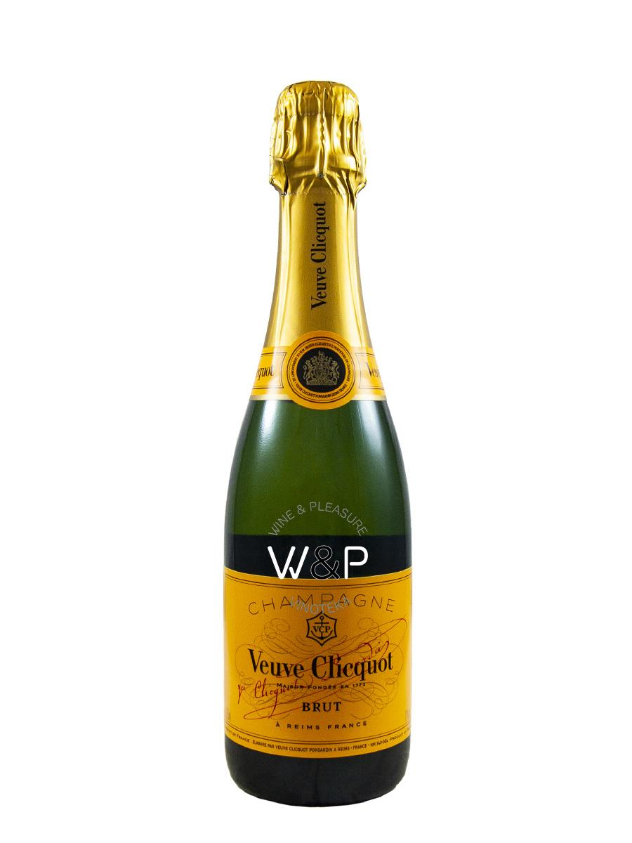 Veuve Clicquot Yellow Label 0.375L