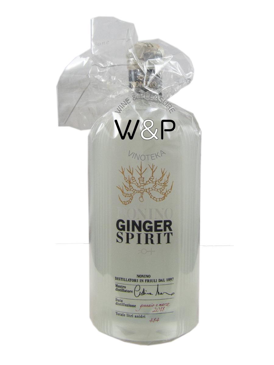 Ginger Spirit Nonino 0.5L