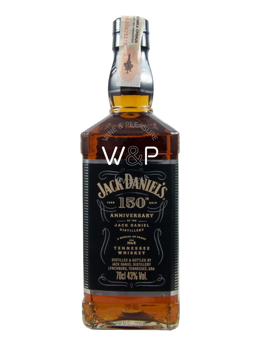 Whisky Jack Daniel's 150 Anniversary
