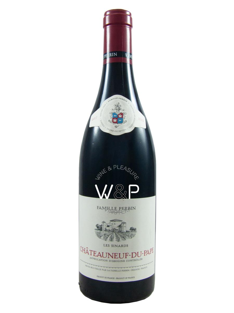 Famille Perrin Chateauneuf-Du-Pape Les Sinards