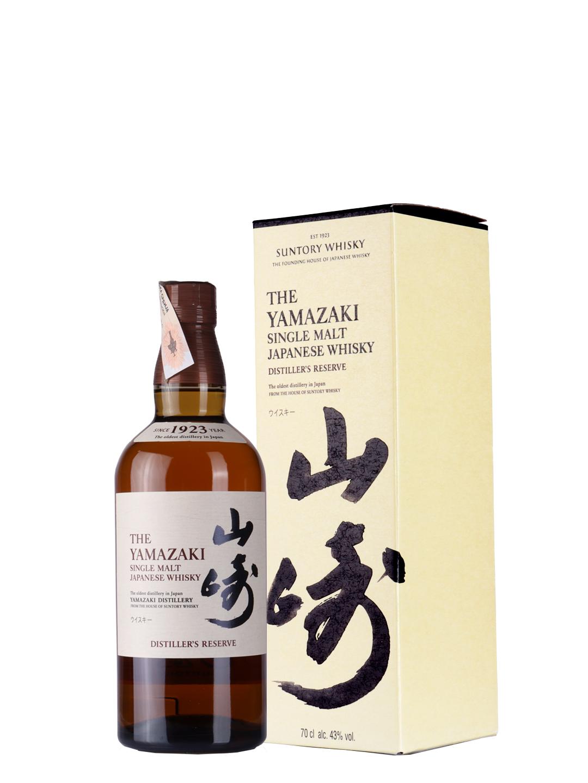 Whisky The Yamazaki 0,7l