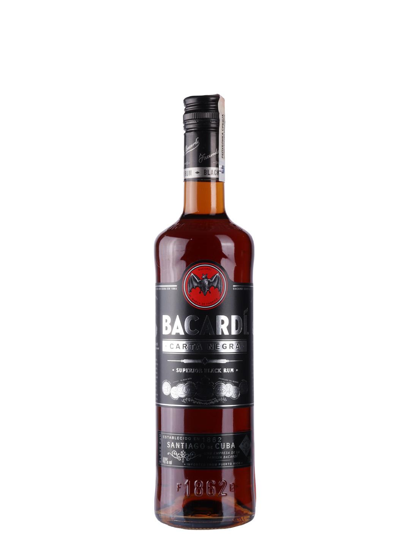 Rum Bacardi Carta Negra