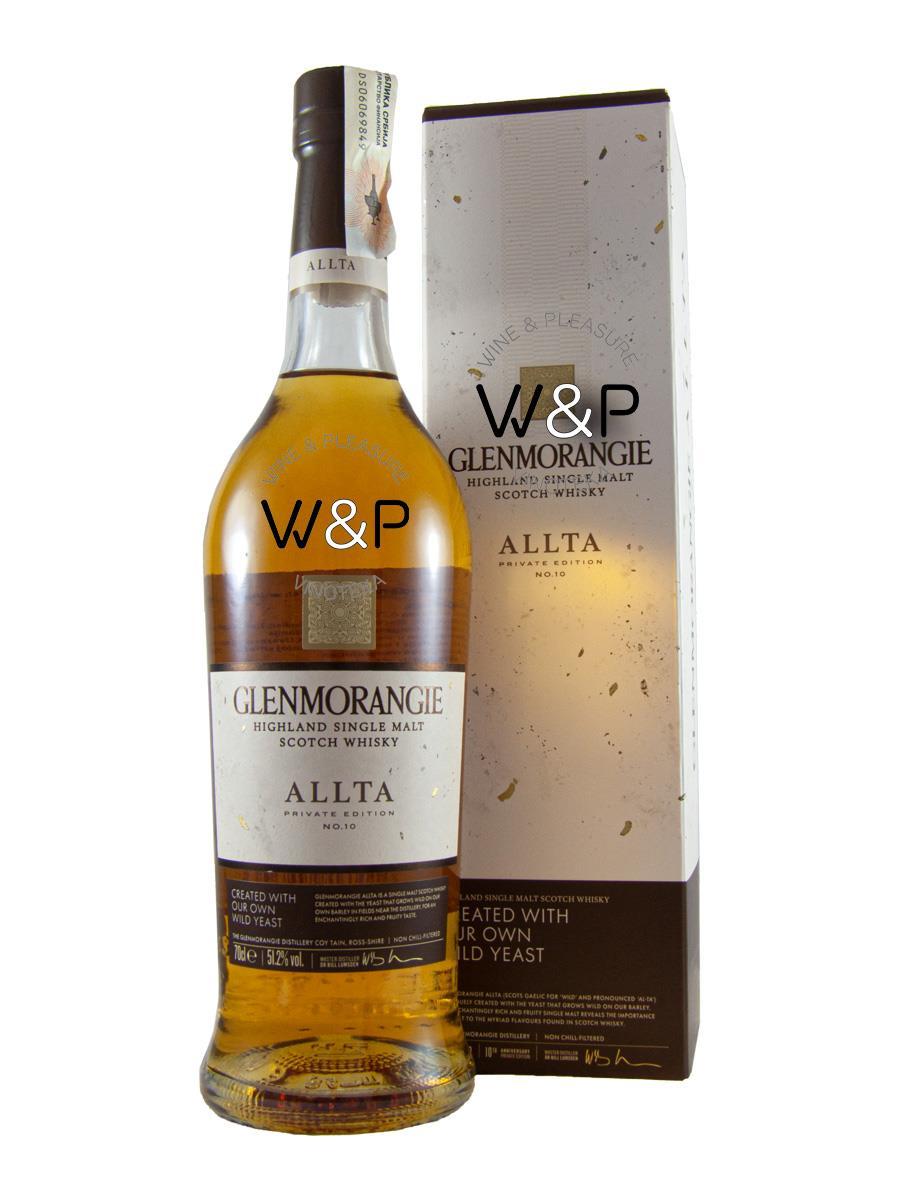 Whisky Glenmorangie Allta