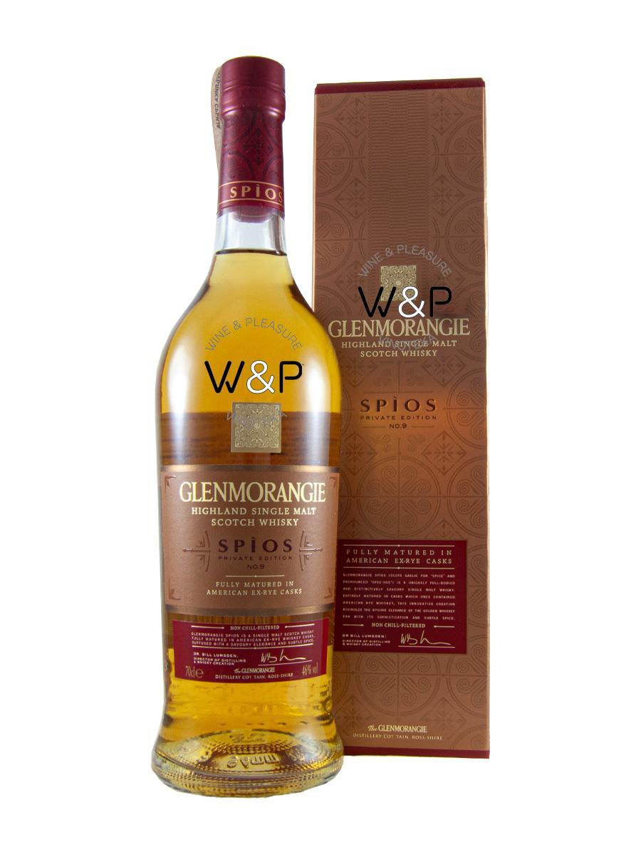 Whisky Glenmorangie Spios