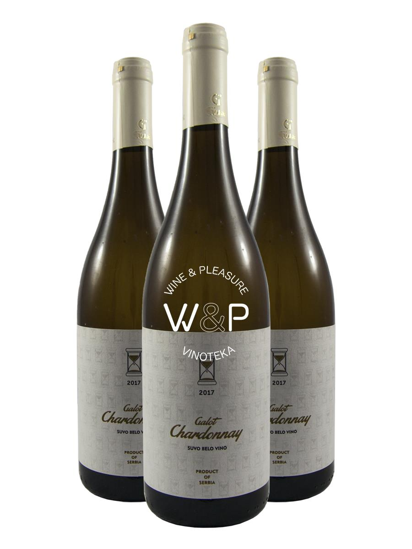 AKCIJA 2+1 Galot Chardonnay