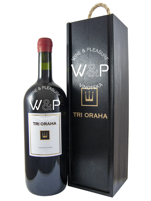 Tri Oraha Cabernet Sauvignon 1,5l