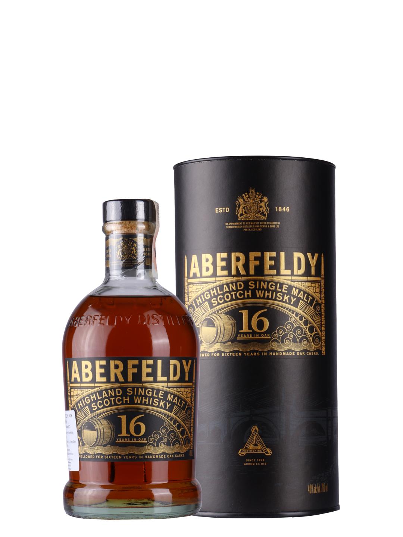 Whisky Aberfeldy 16 YO 0,7l