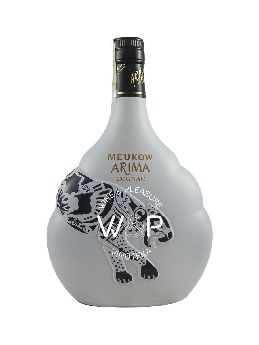 Cognac Meukow Arima 0,7l