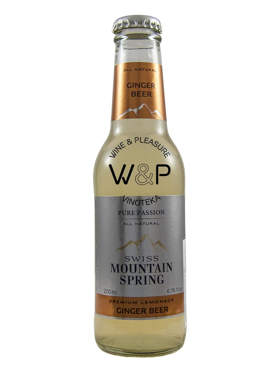Tonic Mountain Spring Ginger Beer 0,2l