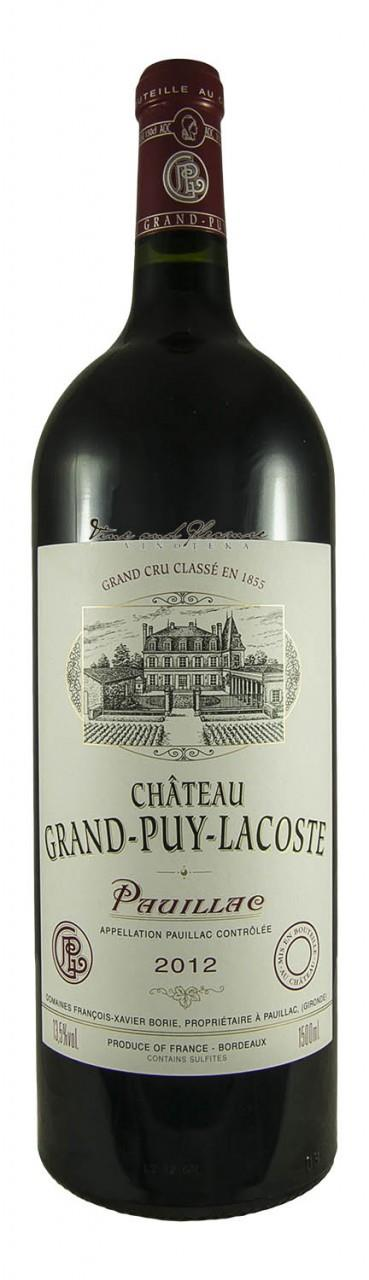 Chateau Grand Puy Lacoste Grand Cru Classe 1.5L
