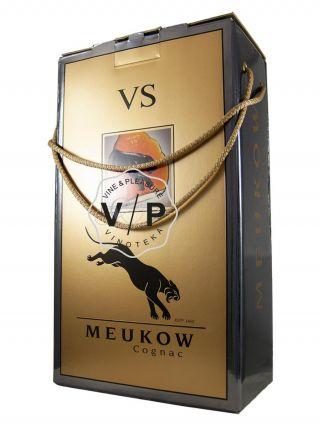 Cognac Meukow VS 3L