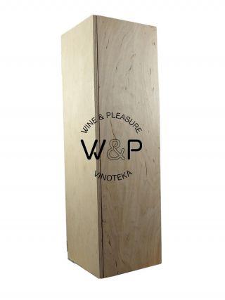 Drvena Kutija Za Flašu od 3L