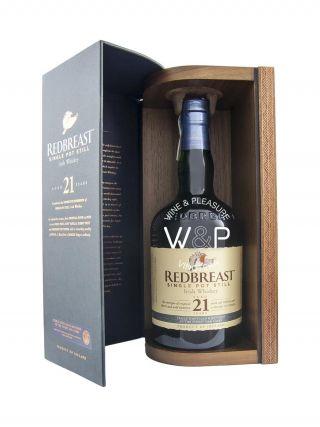 Whisky Redbreast 21YO 0,7l