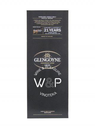 Whisky Glengoyne 21 YO 0,7l