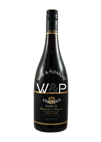 Babich Winemakers Reserve Marlborough Pinot Noir
