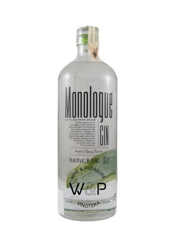 Gin Monologue 1l