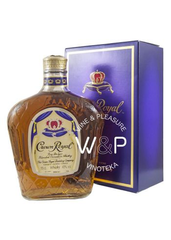 Whisky Crown Royal 0,7l