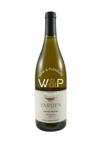 Golan Heights Yarden Chardonnay