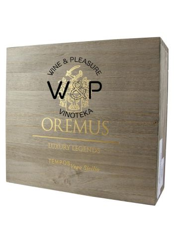 Oremus Luxury Legends 5 ptt set 1972-2000-2013 0,5l