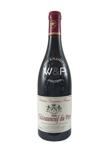 Laurence Feraud Chateauneuf Du Pape