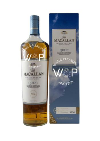 Whisky Macallan Quest 1l