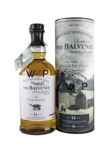 Whisky Balvenie 14Y Week of Peat