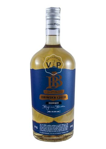 BB Drinska Ljuta Barrique 1L