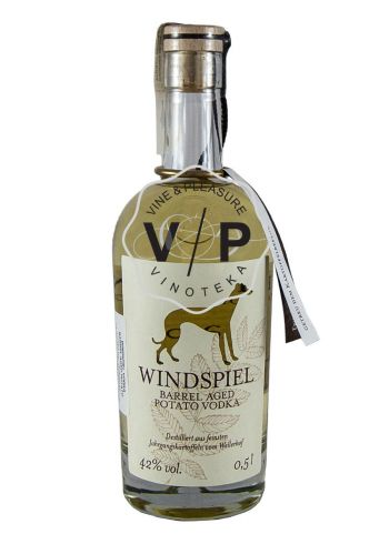 Vodka Windspiel Potato 0.5L