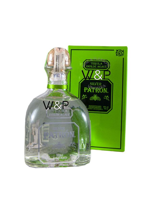 Tequila Silver Patron 0,7l